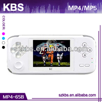 High Quality Flash Dv Mp4 Mp5 Player With Camera , Download Games For Mp4