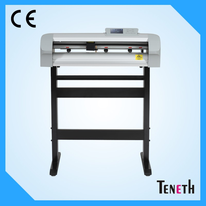 Teneth vinyl cutter plotter with servo motor
