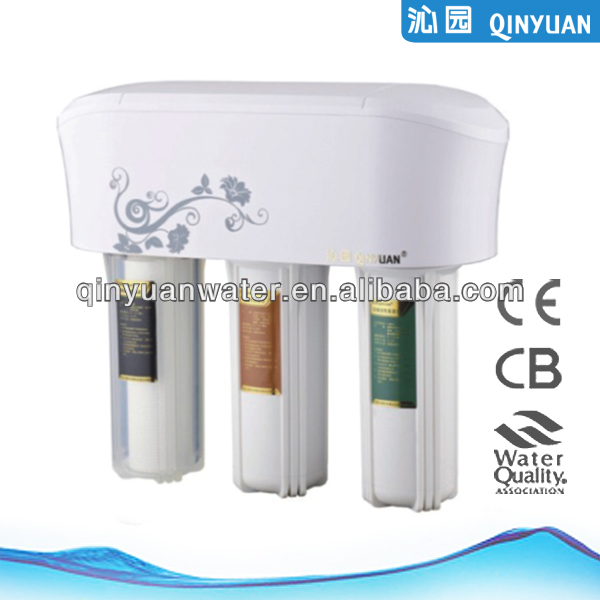 Ultrafiltration membrane 5-stage system water purifier QJ-U4-06(A) reverse vending machines