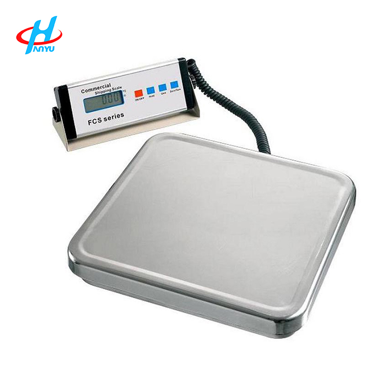 150KG Stainless steel wholesale digital electronic postal scale with rs232 interface