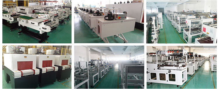 Auto Sealing Machine and Heat Shrink Tunnel,Shrink Wrap Machine