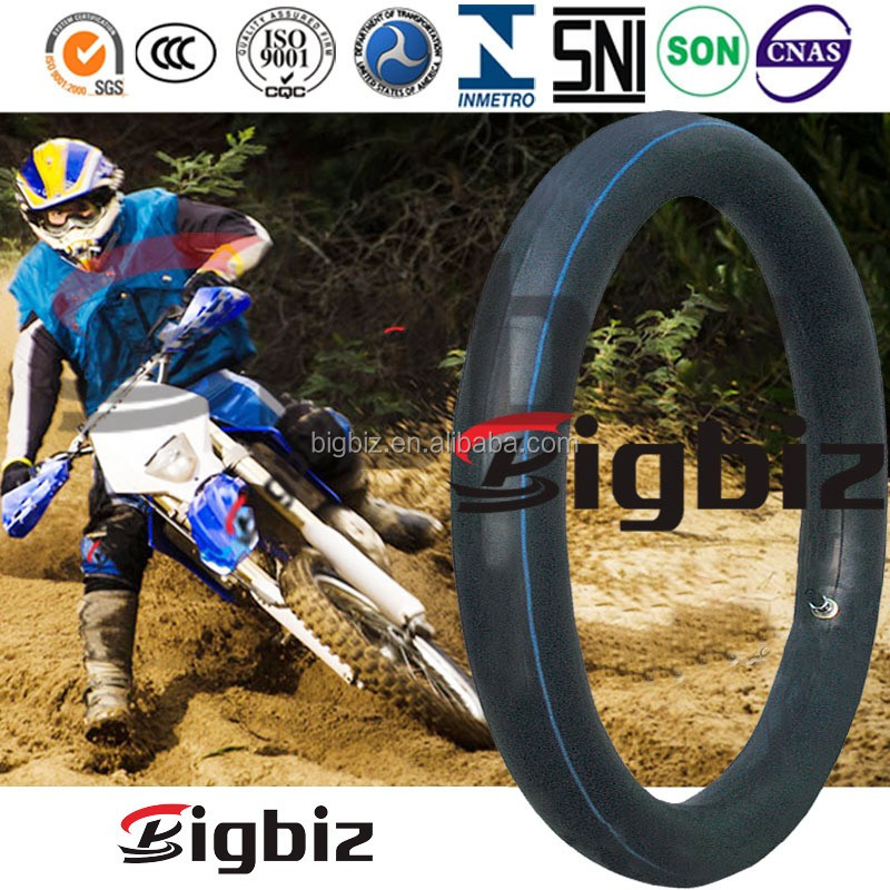 Big brand motorcyle tire tube ,70/90-17 cheap motorcycle inner tube