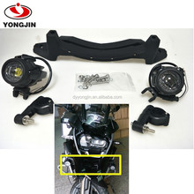 Adjustable Motorcycle LED Driving Fog Spot Spotlight Lamp Light for B MW 1200