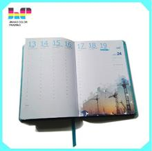 Cheap Promotional 2016 Daily Planner Diary Notebook