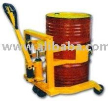 Hydraluic Hand Drum Shifting Trolly