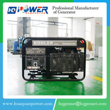 launtop 18kw air cooled gasoline generator set in china