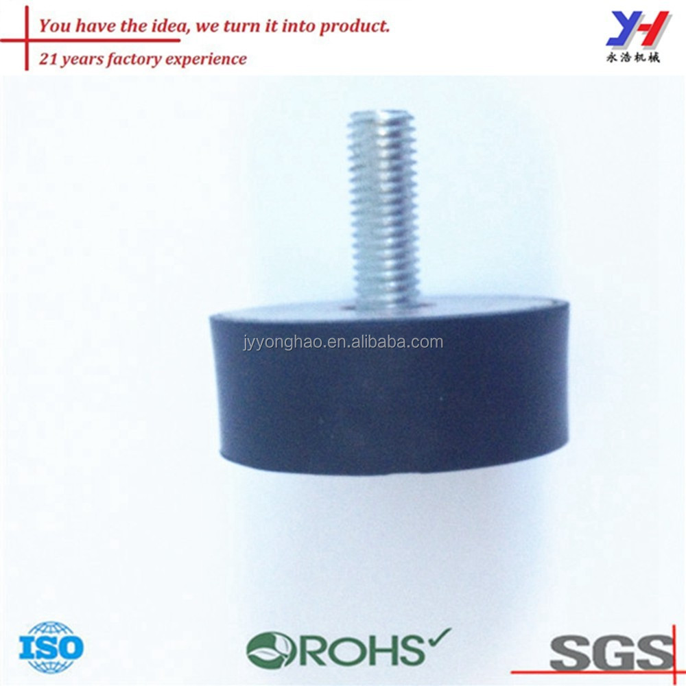 OEM ODM customized rubber suspension bushing/suspension rubber bush/custom bushings factory