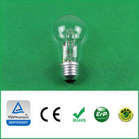 Eco Halogen Lamp Standard A55 28W CE RoHS ErP MEPS