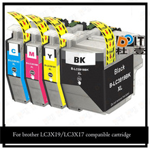 New LC3617/3619 compatible ink cartridge for Brother MFC-J3930CDW printer