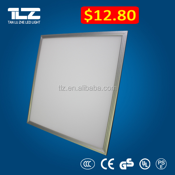 professional competitive 595x595, 600x600 36w 40w 48w 56w led light panel manufacturers