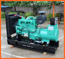 Industry Diesel generator by well known Cummins Engine for sale