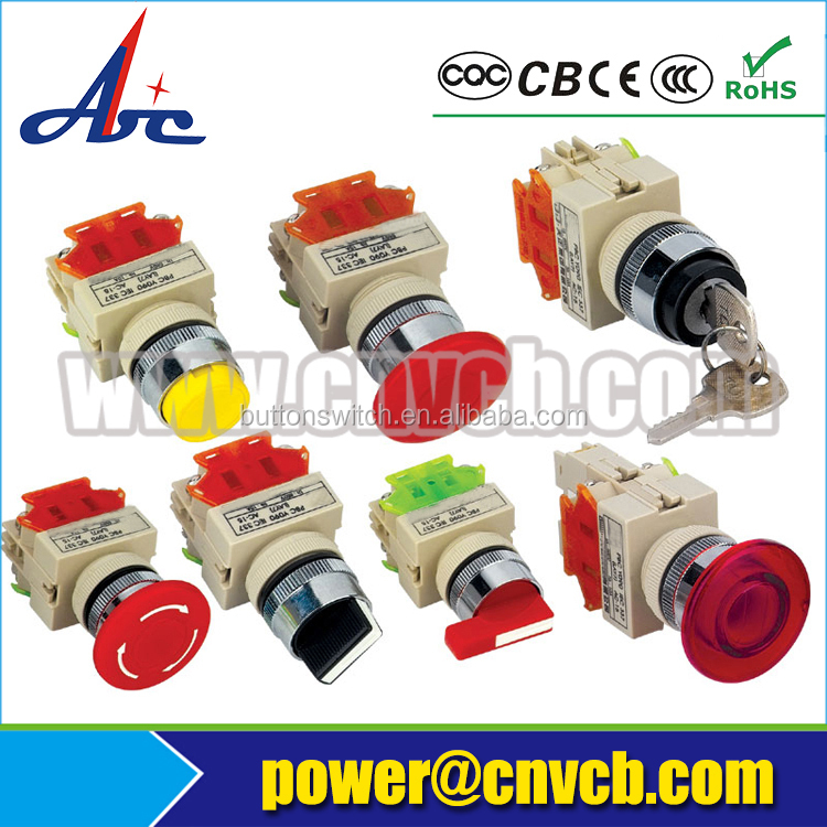11 dan tu push button switch