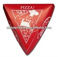 Triangle Pizza Box