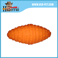 CHINA FACTORY DIRECT NEW INVENTION VINYL FOOTBALL DOG TOY