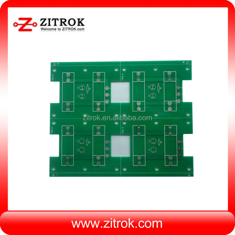 One-stop electronic development 94vo pcb board manufacturing equipment