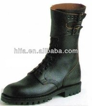 ranger boots black genuine leather tactical boots army boots French Style