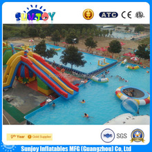 2016 the most attractive metal frame pools topquality frame pool set outside frame pool for swimming