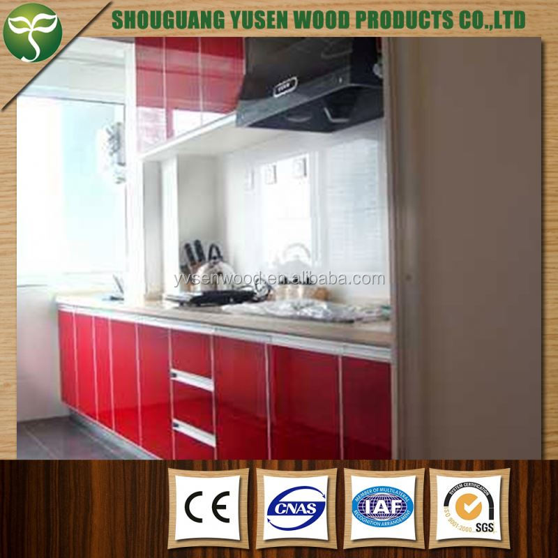 China Customized cheap kitchen cabinet