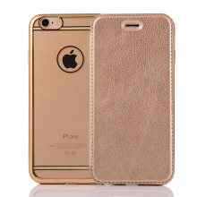 Wholesale cell phone case PU leather case for iphone 7/6 case