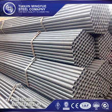 Scaffolding Steel Pipe material BS 1387 Q235 tube types and names