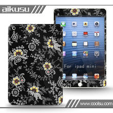 High clear custom screen protector for ipad mini