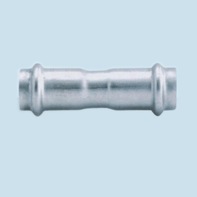 stainless steel inox pressfitting V profile Silp Coupling