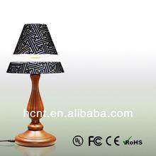 New Creation ! Magnetic Levitating Reading Lamp, hollow out ceramic lamp