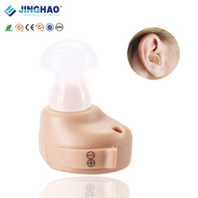 Trade assurance high quality sound amplifier mini invisible ite mini micro ear hearing aid