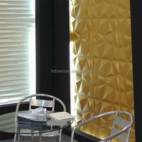 Modern fashion vinyl wallpaper wall panel fiber cement board for exterior decoration