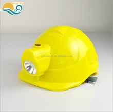 Factory Outlet Explosion-proof miners dedicated protective helmet with LED lamp lighting Anti-shock safety helmets