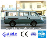 China foton view minivan for sale