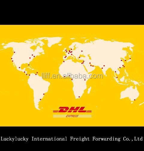 DHL courier tracking service from Shenzhen Guangzhou to Tamatave