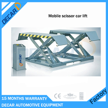 Mobile used fog car lift for sale