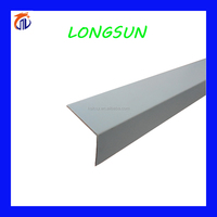 Heat resistant plastic edge protector decorative corner guard for wall