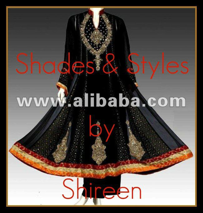 Shalwar Suits, Sarees, Bridal Wear.
