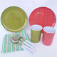 Camping Set New Design Melamine Tableware