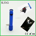 LED Whistle Keychain Flashlights, keychain with flashlight and whistle for Kids