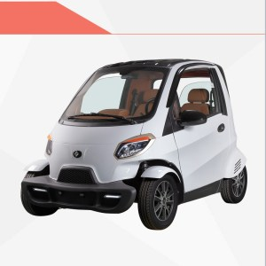 new energy EEC Electric Car made in China, automobile mini electric car for sale