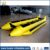 2017 popular entertainment inflatable fishing boat for kids and adults