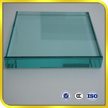 Qinhuangdao tempered glass 3mm 4mm 5mm 6mm 8mm 10mm 12mm 15mm 19mm blue grey bronze green clear float toughened glass factory