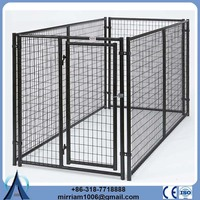 Used Dog Kennels or galvanized comfortable xxl dog crate