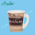 6.5oz disposable paper cup for exporting