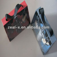 High quality plastic file box with handle