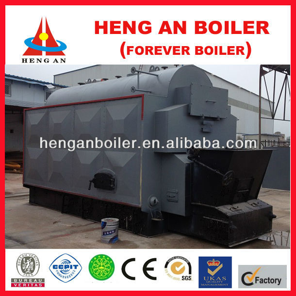 high quality low price rice husk boiler for food and beverage factory