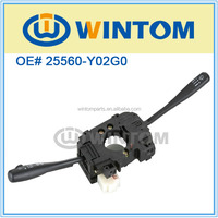Combination Switch for Sentra Sunny B13 1991-1995 Datsun Truck D21 1993-1997 With OE 25560-Y02G0