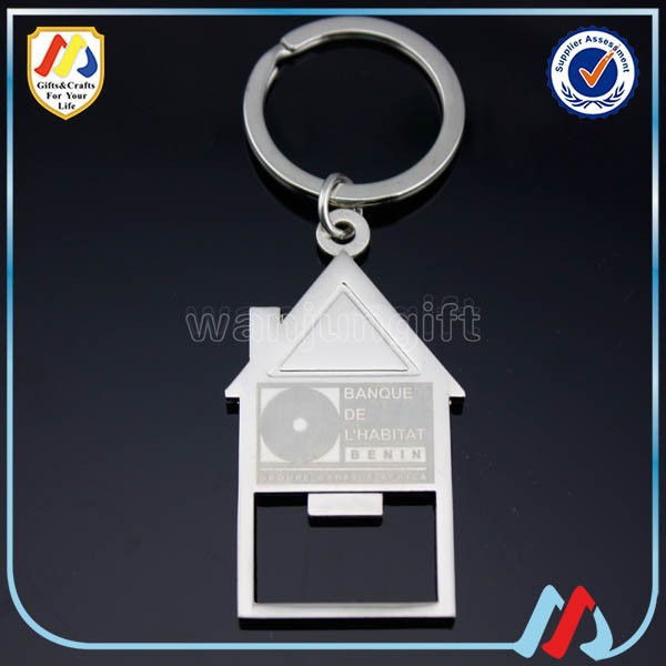 House Keychain Making Supplies