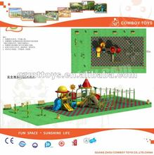 New Arrival kids outdoor padding for playgrounds