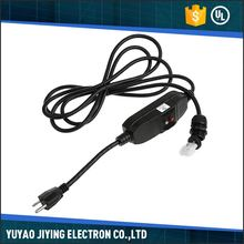 New selling custom design household ul approved lamp power cord