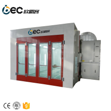 OBC-DS7 Alibaba China spray booth/auto painting booth/electrostatic powder coating oven