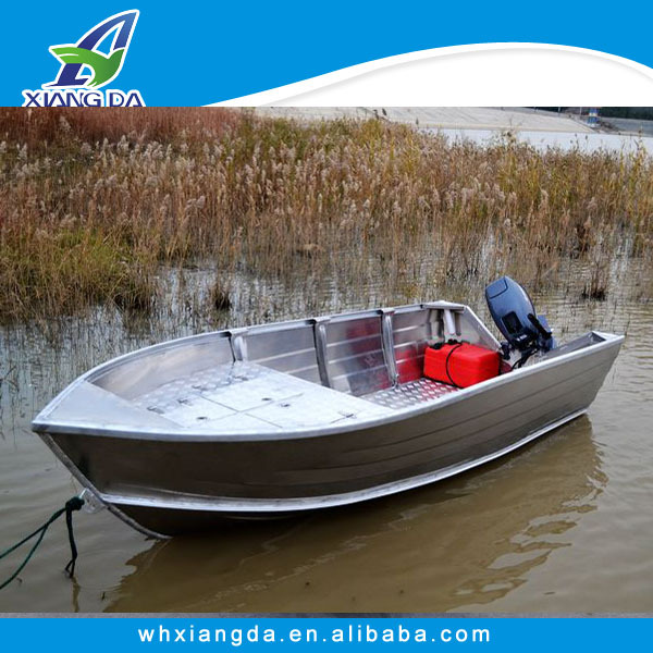 2015 China CE Certificate High Speed All Aluminum Used Aluminum Boats